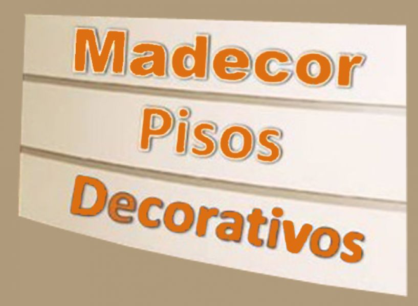 MADECOR Pisos Decorativos