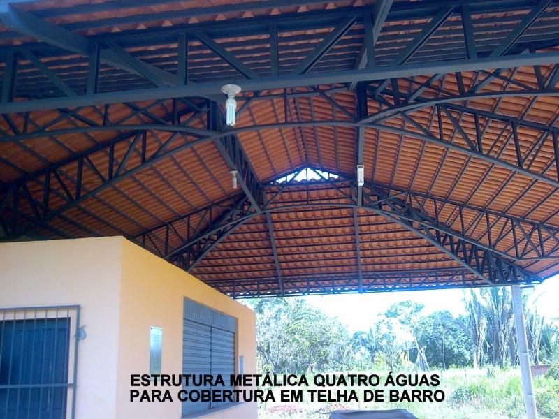 Estruturas Metálicas em Porto Velho -  METALPVH