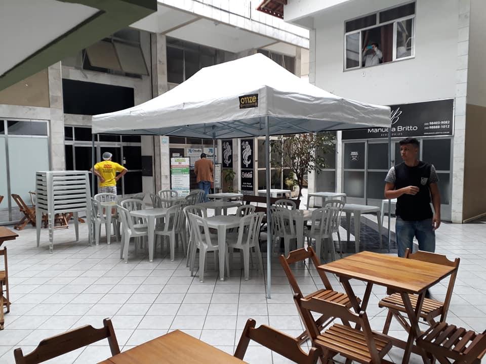 ALUGUEL DE TENDAS EM ALÉM PARAÍBA - MG
