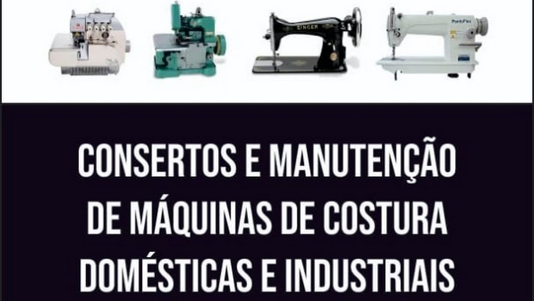 CONSERTO DE MAQUINAS DE COSTURA EM  BARRA MANSA  RJ