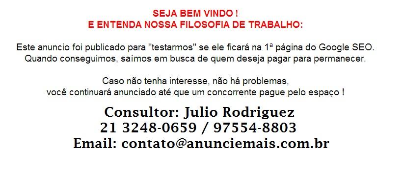 ANUNCIO NO GOOGLE EM JACAREPAGUA - ANUNCIE MAIS - RJ