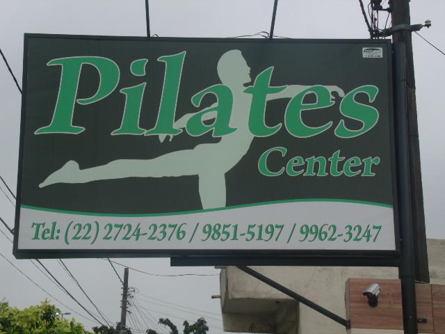 PILATES CENTER EM CAMPOS DOS GOYTACAZES - PILATES CENTER