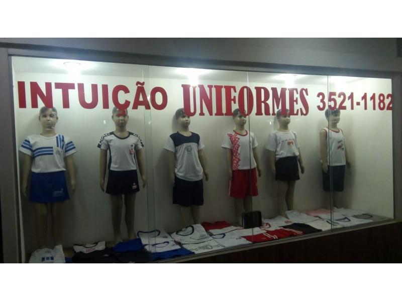 UNIFORMES ESCOLARES EM CACHOEIRO DE ITAPEMIRIM - INTUIÇÃO CONFECÇÕES