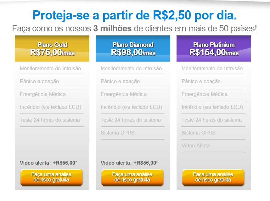 ALARME MONITORADO EM JACAREPAGUA - ADT ALARMES E CAMERAS - RJ