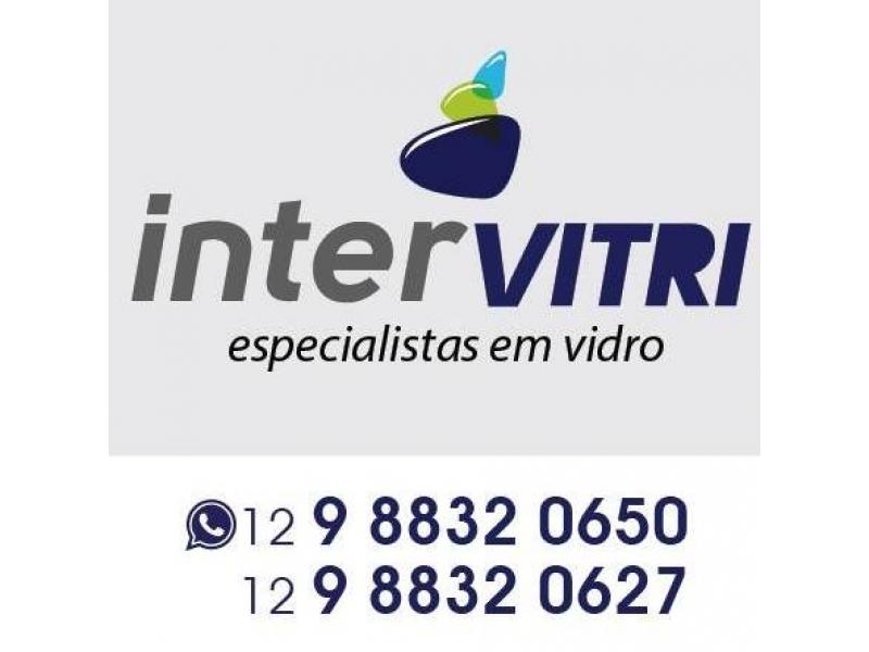 VIDRAÇARIA EM GUARATINGUETÁ - INTERVITRI - SP