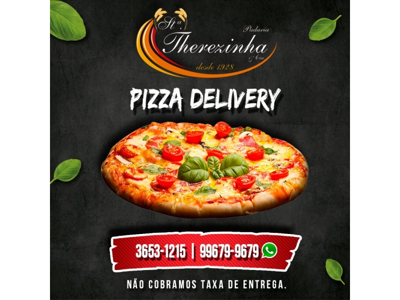 ENTREGA DE PIZZA EM CAÇAPAVA - PIZZARIA - SP