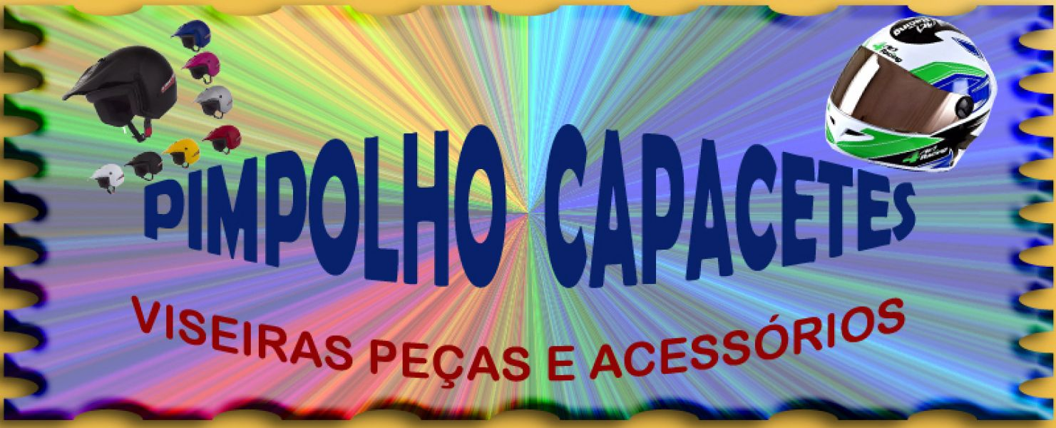 PIMPOLHO CAPACETES