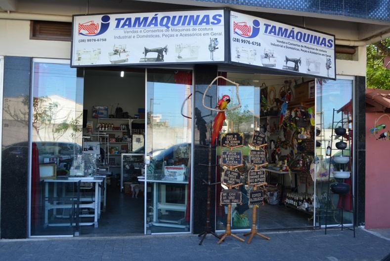 MAQUINAS DE COSTURAS EM MARATAIZES - ITAMAQUINAS - ES