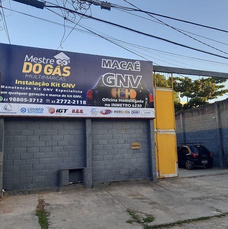 RETESTE DE CILINDRO GNV EM RIO DAS OSTRAS - RJ