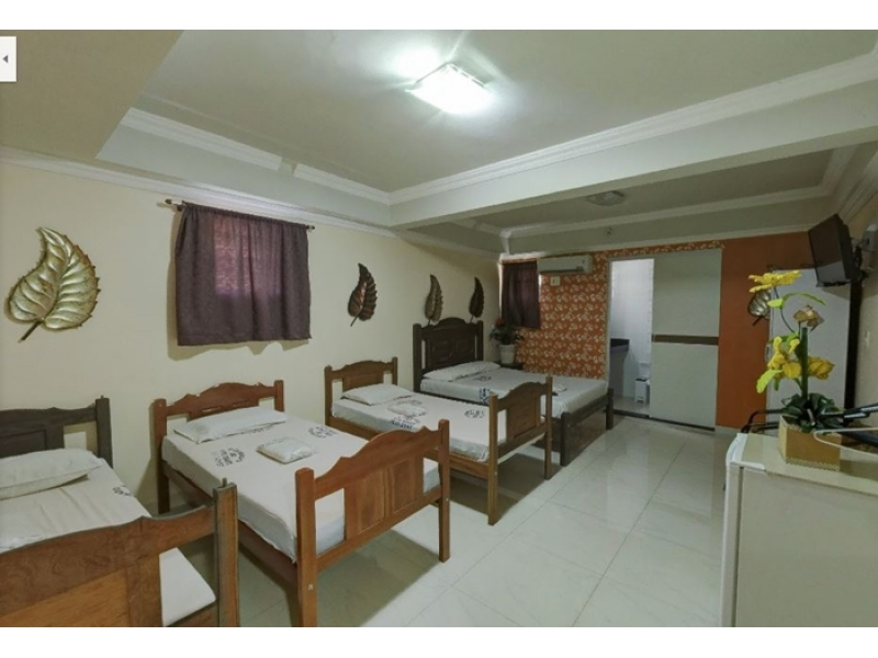 HOTEL PRÓXIMO AO TEATRO AMAZONAS EM MANAUS - HOTEL XAVANTE