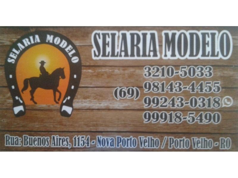 Selaria em Porto Velho - Selaria Modelo