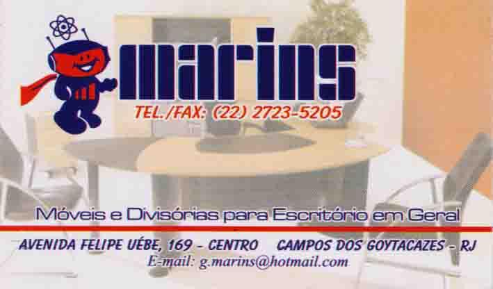 Marins Moveis e Divisórias