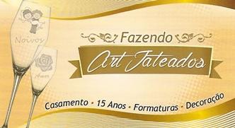 FAZENDO ART JATEADOS