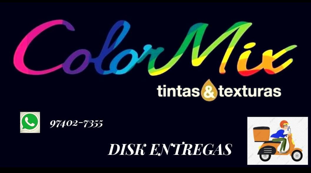 COLORMIX MATERIAIS DE TINTAS LTDA